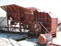 Crusher for limestone
